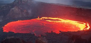 Best time to hike Nyiragongo