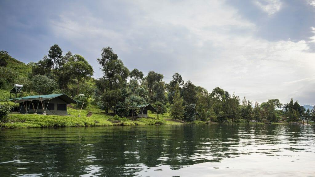 Tchegera Island Camp