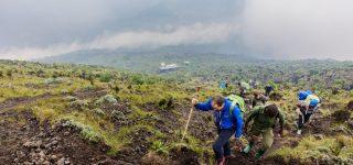Nyiragongo Volcano Trek
