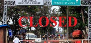 Congo-Rwanda Border Closed