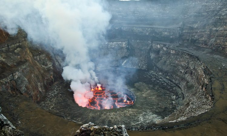 3 Days Nyiragongo Hike from and back to Kigali