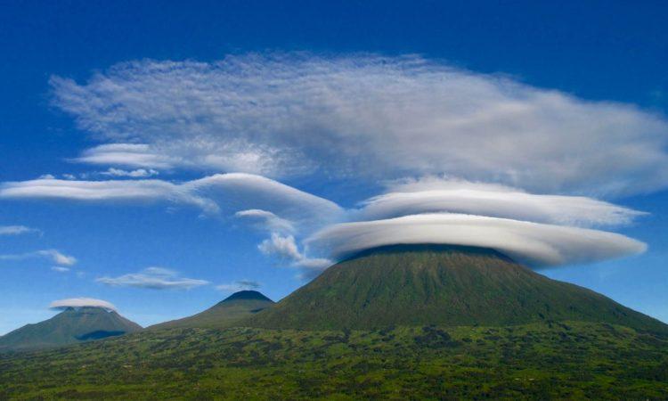 The Virunga Mountains
