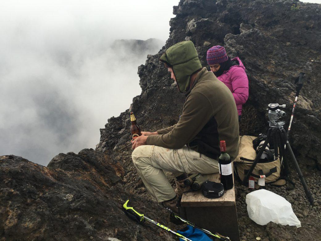 Mount Nyiragongo Hike