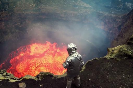 Mount Nyiragongo eruption