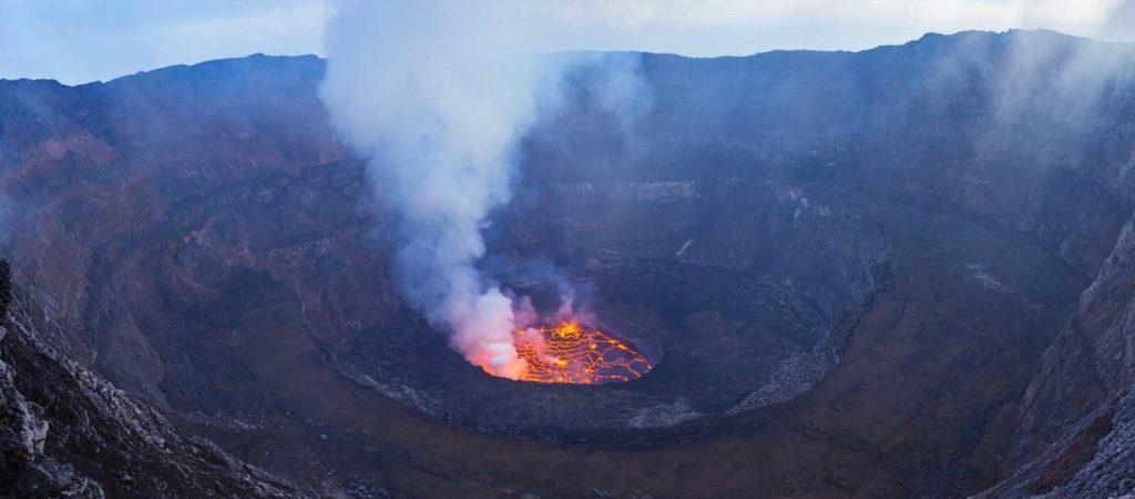 Mount Nyiragongo: