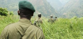Virunga National Park fallen ranger