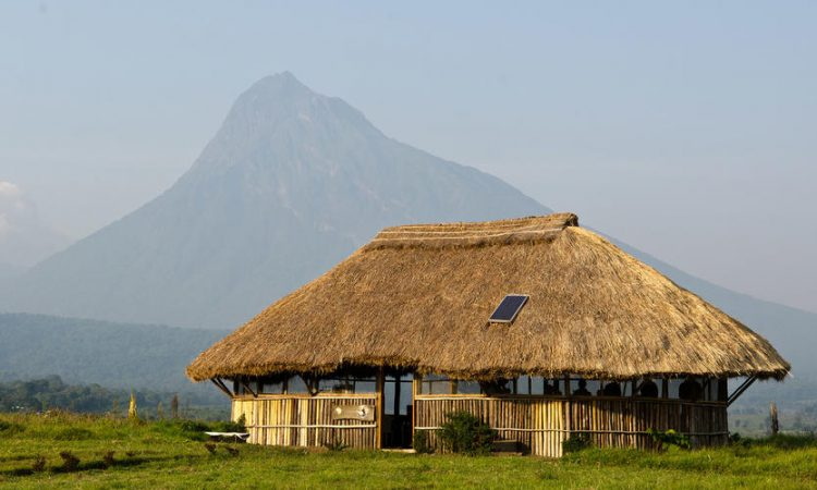 Where to stay when in Virunga National Park
