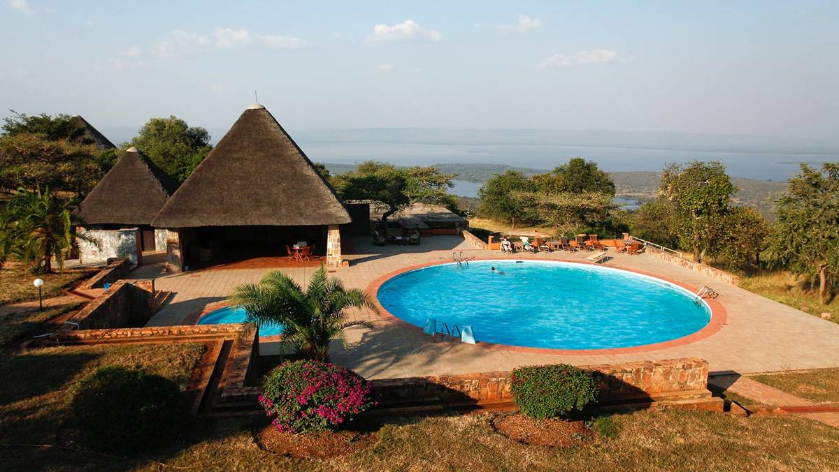 Accommodation in Akagera National Park